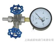 J19W-J19W压力表三通针型阀