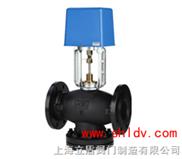 上海空调系列阀门 十大品牌阀门厂家 立盾水用电动二通调节阀