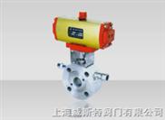 BQ671F-BQ671F型对夹保温气动球阀