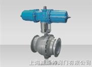 固定式气动球阀Q647F、PPL