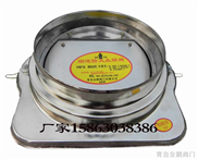 150-180-不銹鋼煙道防火止回閥專業生產