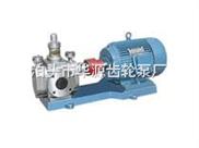 不锈钢圆弧齿轮泵YCB40/0.6B