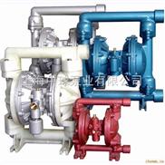 气动隔膜泵|QBY-25不锈钢隔膜泵|QBY塑料隔膜泵价格
