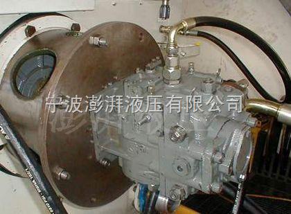 宁波萨澳液压柱塞泵维修图片