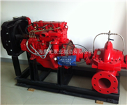 柴油机消防泵组XBC10.5/160-SOW150