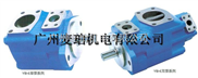 广液牌YB-E25高性能叶片泵单泵液压泵罗定泵