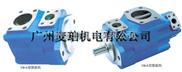 广液牌YB-E32高性能叶片泵单泵液压泵罗定泵