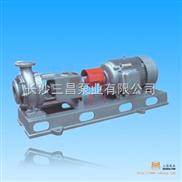 化工耐腐蝕離心水泵