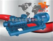 离心泵厂家/离心泵原理/GC型卧式多级锅炉给水泵