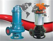 排污泵:JYWQ系列自动搅匀潜水排污泵