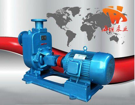 ZW型無堵塞自吸排污泵市場價