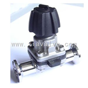 BDG-27F-小口径卫生级隔膜阀|四氟膜片