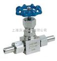 J23W外螺紋針型閥