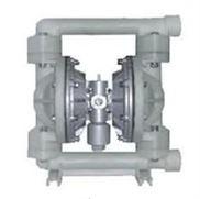 QBY-40F氟塑料气动隔膜泵,气动四氟隔膜泵QBY-40F