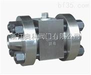 【厂家直销】Q61N焊接式高压球阀