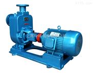 100ZW100-30自吸排污泵