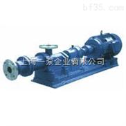 I-1B2吋浓浆螺杆泵
