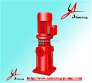 消防泵,XBD-LG多级立式消防泵,高层建筑多级给水泵,便拆式多级离心泵,消防泵性能