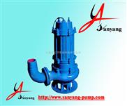排污泵, QW立式不锈钢排污泵,无堵塞排污泵,潜水排污泵,耐腐蚀排污泵