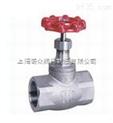 不銹鋼螺紋截止閥 上海鈺歐閥門 品質保證