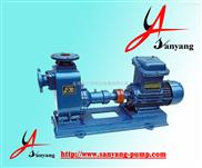 三洋化工泵供应商,CYZ-A不锈钢自吸化工泵,铸铁材质自吸化工泵