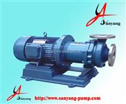 磁力泵,CQB磁力傳動離心泵,襯氟磁力泵,三洋固定式磁力泵