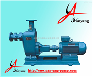 化工泵,ZX臥式自吸化工泵,臥式管道化工泵工作原理,三洋泵業