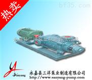 三洋多級泵,D型分段式多級離心泵,臥式多級泵,多級泵安裝