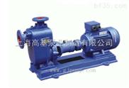 上海高基泵业矿用防爆自吸式无堵塞排污泵