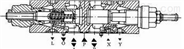 ST-02-P、T ,ST-03-P、T ,叠加式节流阀