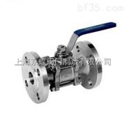 不銹鋼三片式球閥 Q41F,球閥