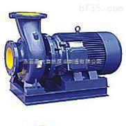 供应ISW40-100(I)A家用管道泵型号 不锈钢耐腐蚀管道泵 ISW卧式管道泵