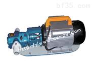 诚展泵阀出产泵:WCB手提式齿轮油泵