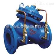 直销JD745X隔膜式多功能水泵控制阀