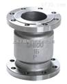H42W不锈钢立式止回阀  不锈钢立式止回阀