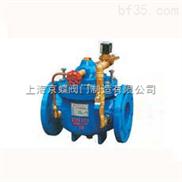 600X电动控制阀;水力控制阀系列