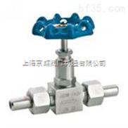 J23W/HJ23W外螺紋針型閥,針型閥