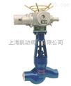 上海凱功牌J961H/Y 電動焊接截止閥廠家