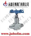 J61对焊式针型阀