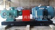 供应 螺杆泵 SNH280-46侧进上出卧式三螺杆泵