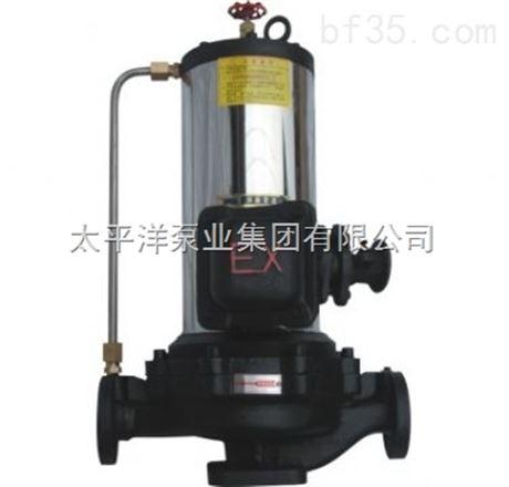 PBG型立式屏蔽离心泵