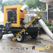 東北800流量防汛排澇移動柴油機自吸泵車