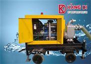 KDCM移動式柴油機自吸排污泵機組/上海柴油機自吸泵廠