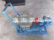 手推式齿轮泵如果工作时吸不上油怎么办--宝图泵业
