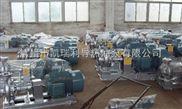 卧式热油泵 循环导热油泵