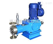 A高压柱塞隔膜泵