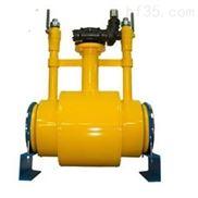 FQ361F排气分散直埋焊接球阀