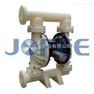 供应MORAK3寸塑料隔膜泵 板框压滤机泵