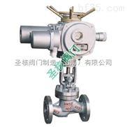 J941H電動高壓截止閥