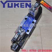 油研YUKEN電磁換向閥 DSG-01-3C9-D24-N1-50